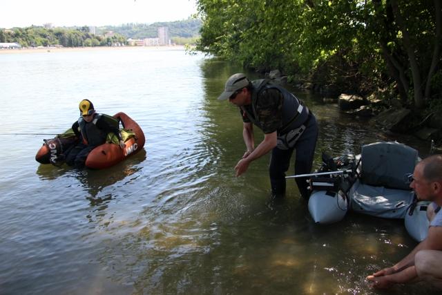 Initiation Pêche sur le Rhône Img_0212