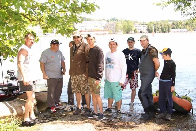 Initiation Pêche sur le Rhône Img_0311