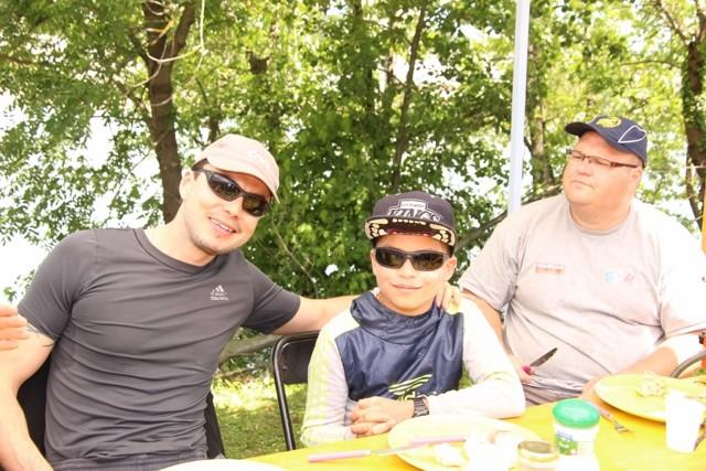 Initiation Pêche sur le Rhône Img_0319