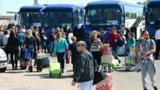 Monastir-Sousse: arrivée de plus de 360 touristes russes Touris10