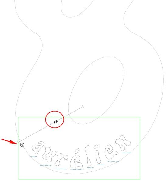 comment suivre une forme avec un texte? Texted11