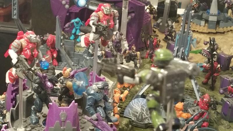 Diorama Halo 20160210