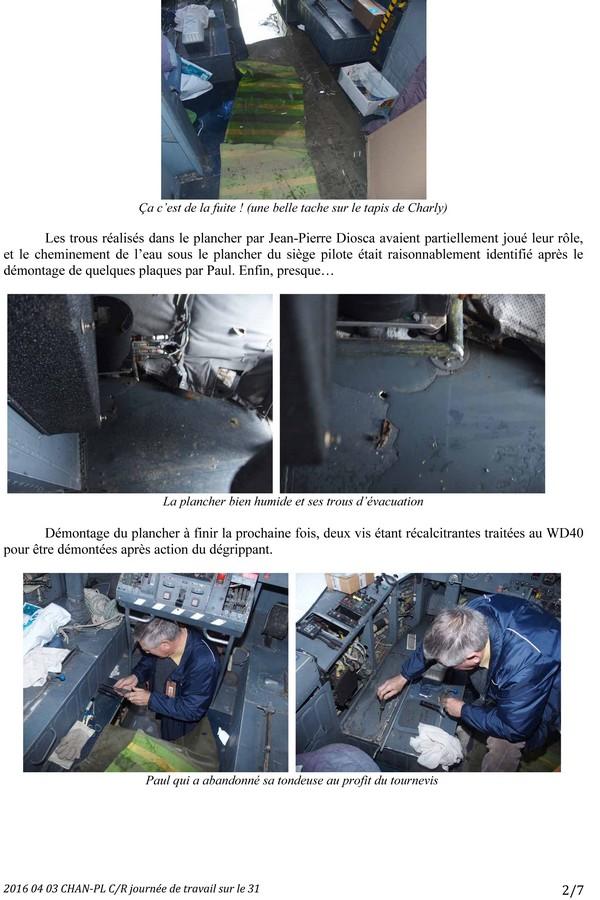 [Associations anciens marins] C.H.A.N.-Nîmes (Conservatoire Historique de l'Aéronavale-Nîmes) - Page 4 2016_011