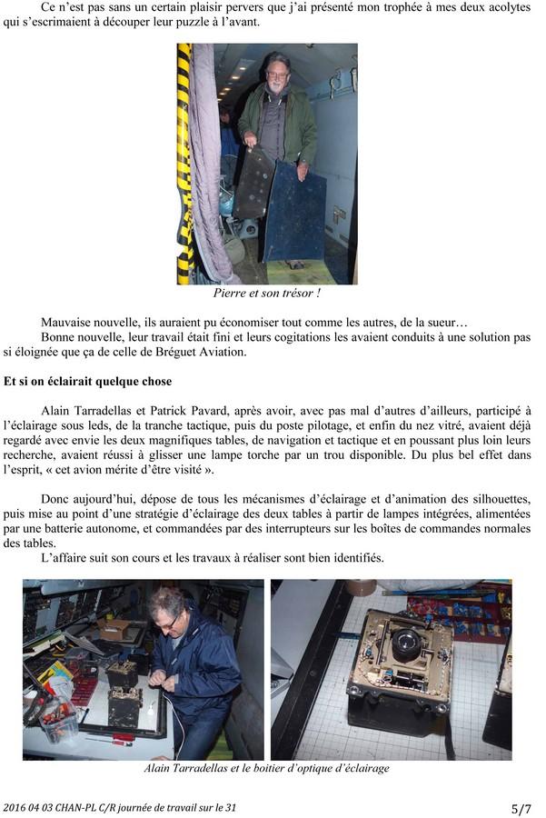 [Associations anciens marins] C.H.A.N.-Nîmes (Conservatoire Historique de l'Aéronavale-Nîmes) - Page 4 2016_014