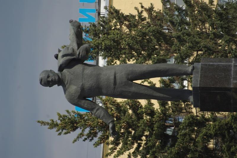 Bien le bonjour de Gagarine ! Imgp0710