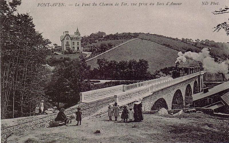Pk 679,7 : Gare de Concarneau (29) Cpa-po10
