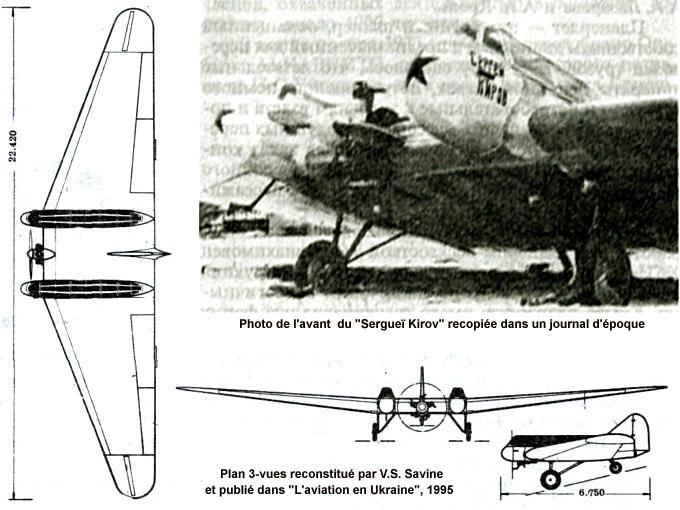 Quelques prototypes soviétiques méconnus ... Aviani10