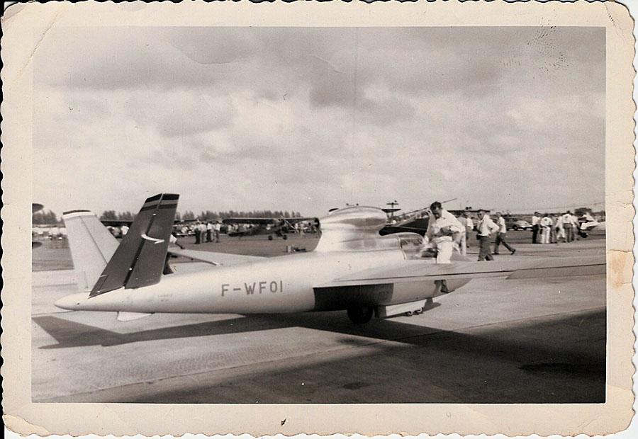 Fouga Cyclone - Turboméca Piméné Num-ri17