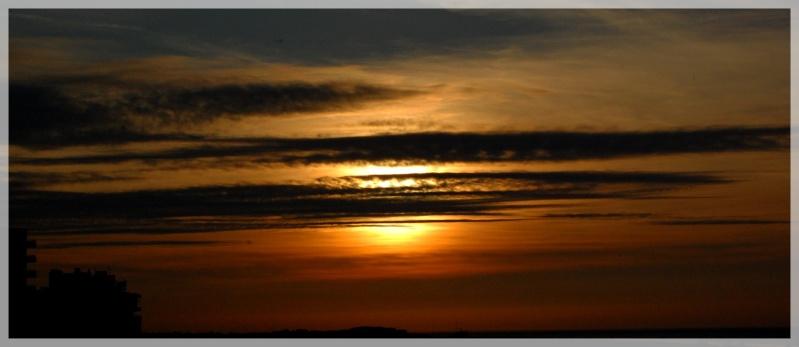 LES COUCHERS DE SOLEIL. et lever de soleil 2810