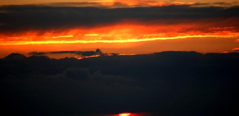 LES COUCHERS DE SOLEIL. et lever de soleil Montel13