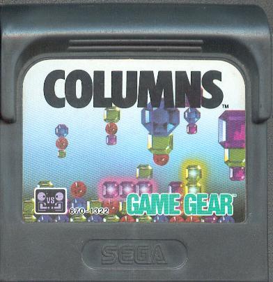 La collection de jeux Game Gear à Korok. Column10