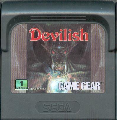 La collection de jeux Game Gear à Korok. Devili10