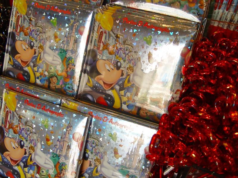La fête magique de Mickey Autogr10