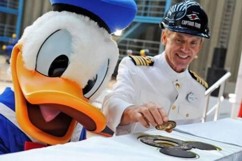 donald souhaite une nouvelle étoile Disney14