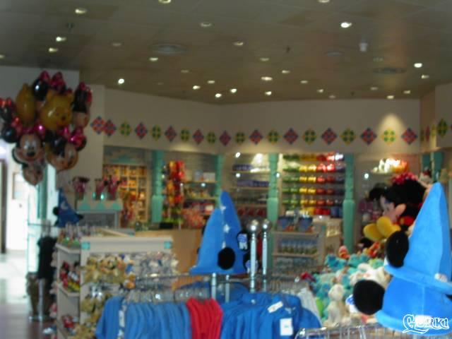 Photos des différentes boutiques des hotels Santaf11