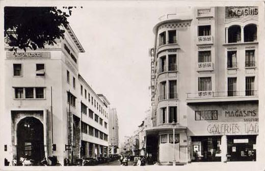 CARTES POSTALES ANCIENNES DE CASABLANCA collection Soly Anidjar 1012