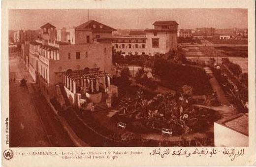 CARTES POSTALES ANCIENNES DE CASABLANCA collection Soly Anidjar 1111