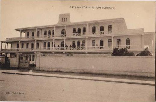 CARTES POSTALES ANCIENNES DE CASABLANCA collection Soly Anidjar 1511