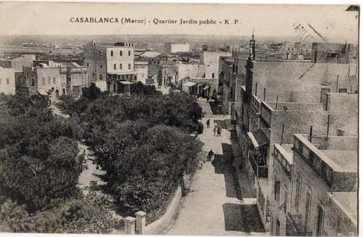 CARTES POSTALES ANCIENNES DE CASABLANCA collection Soly Anidjar 1910