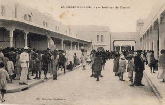 CARTES POSTALES ANCIENNES DE CASABLANCA collection Soly Anidjar - Page 2 1911