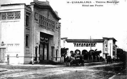 CARTES POSTALES ANCIENNES DE CASABLANCA collection Soly Anidjar - Page 2 19588310