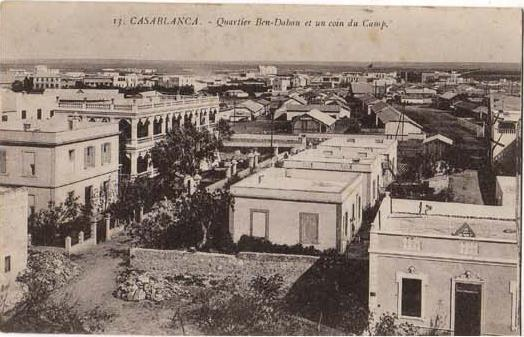 CARTES POSTALES ANCIENNES DE CASABLANCA collection Soly Anidjar 2110