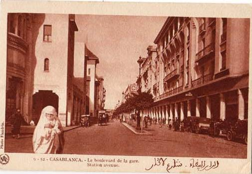 CARTES POSTALES ANCIENNES DE CASABLANCA collection Soly Anidjar 2310