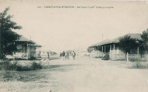 CARTES POSTALES ANCIENNES DE CASABLANCA collection Soly Anidjar 411
