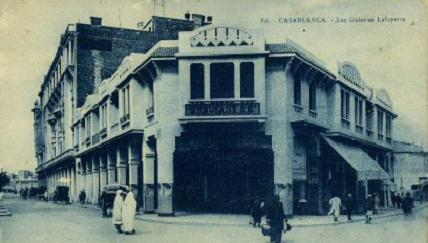 CARTES POSTALES ANCIENNES DE CASABLANCA collection Soly Anidjar 510