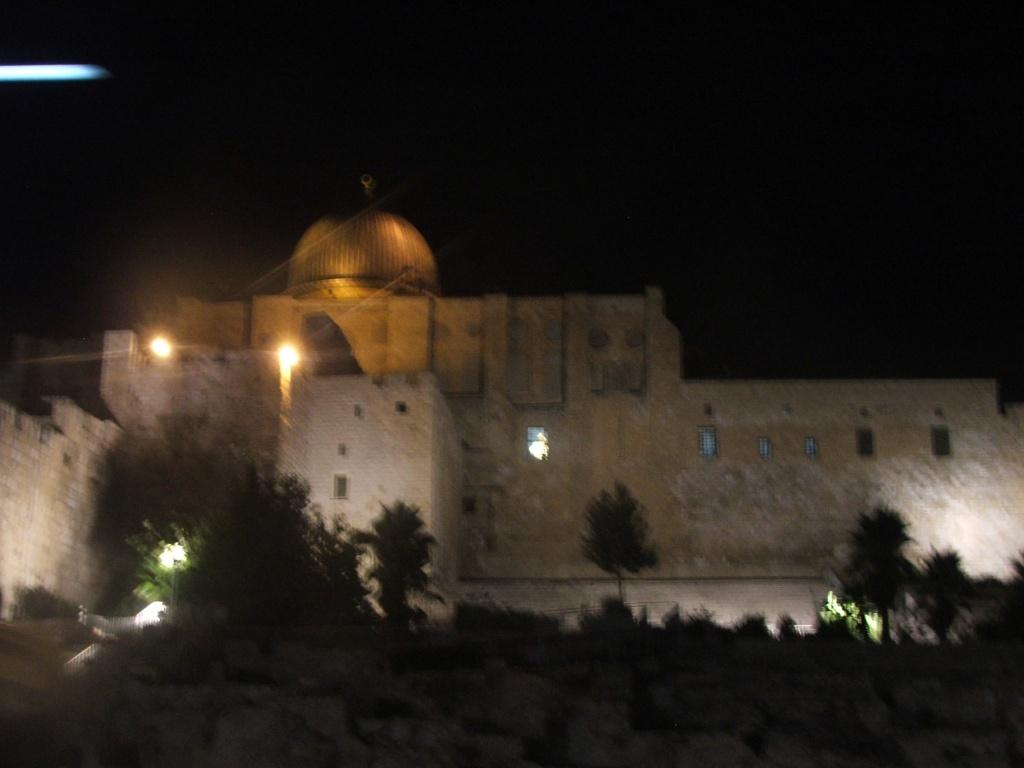 LE TEMPLE ET LA VILLE DU ROI DAVID A IR DAVID A JERUSALEM Dscf2210