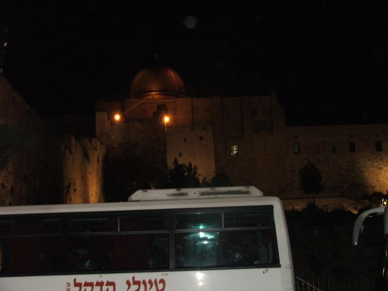LE TEMPLE ET LA VILLE DU ROI DAVID A IR DAVID A JERUSALEM Dscf2212