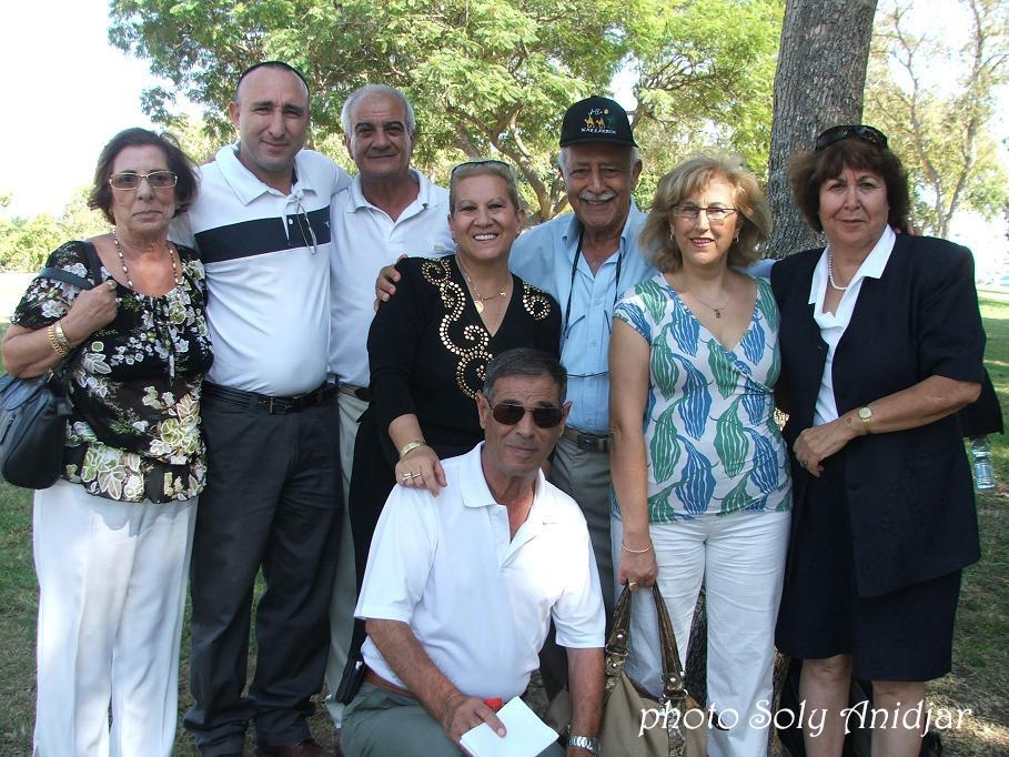 28 EME RENCONTRE DES JUIFS DE MARRAKECH A ASHDOD OCTOBRE 2009 Dscf2330
