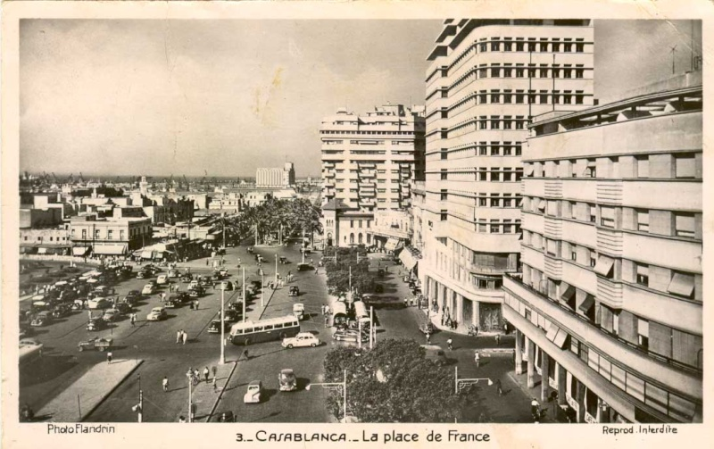 CARTES POSTALES ANCIENNES DE CASABLANCA collection Soly Anidjar Pierre10