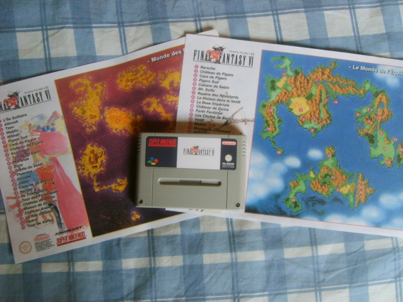 ]Lo4an's Collection [RPG - SNES] S5002810