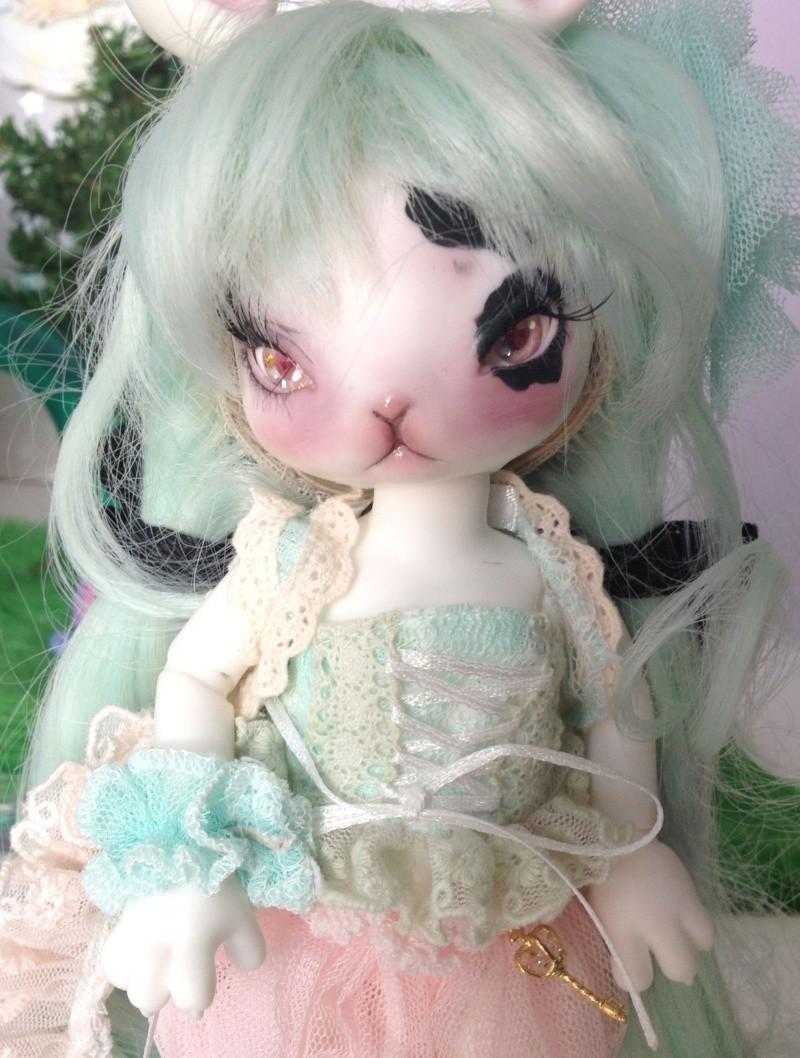[vente] Noble dolls Reglisse-Mr Quenotte - Lati &+++ Toya210