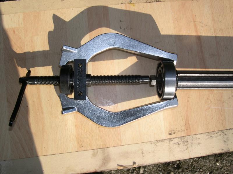 Mabec   CB 11   démontage Dscn5424