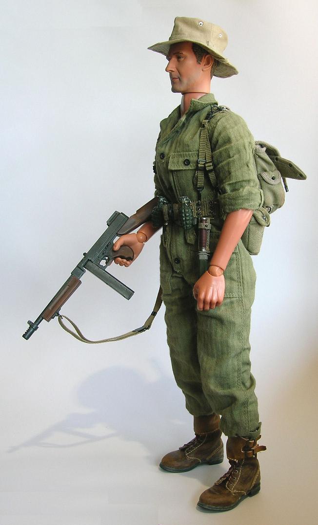 Mon hommage aux combattants d'Indochine - figurines 1/6 Choc210