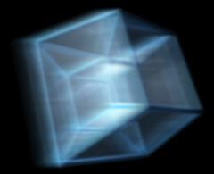 Un espace-temps à 2 dimensions de temps et 4 d'espace 4d2t10