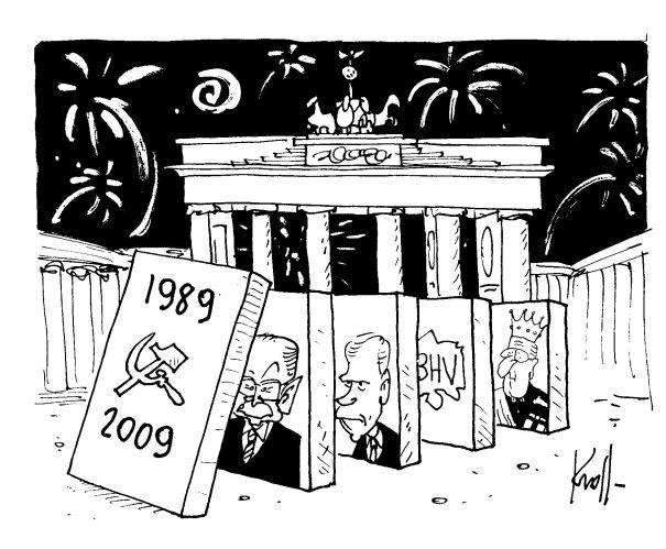 Après le Mur de Berlin, le Mur de Bruxelles ? 609nov10