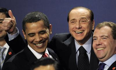 Berlusconi : l'exception italienne B10
