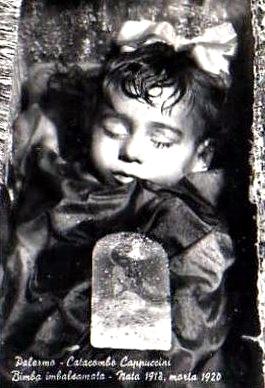 Les momies de Palerme Rosali10