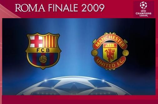 Finale 2009 :  FC Barcelone-Manchester Utd Finale13