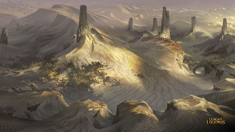 FAQ : Vivre sur Runeterra Shurim11