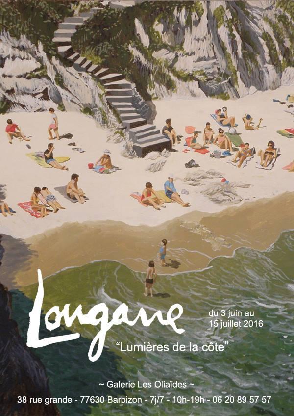 Expo Sylvain Lougarre à Barbizon 13220910
