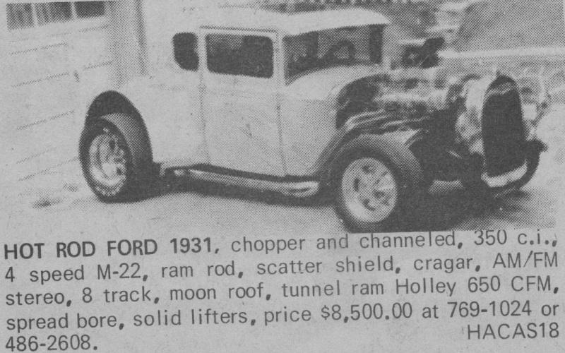 Serie: Des Rod intéressant qui ont déja été vendre ici au Québec 70s 80s 31rod710