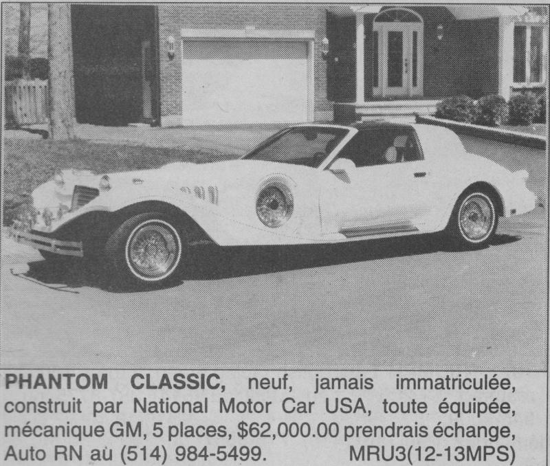 Les Québecois Grand Amateurs de Kit Car - Page 7 Ph910