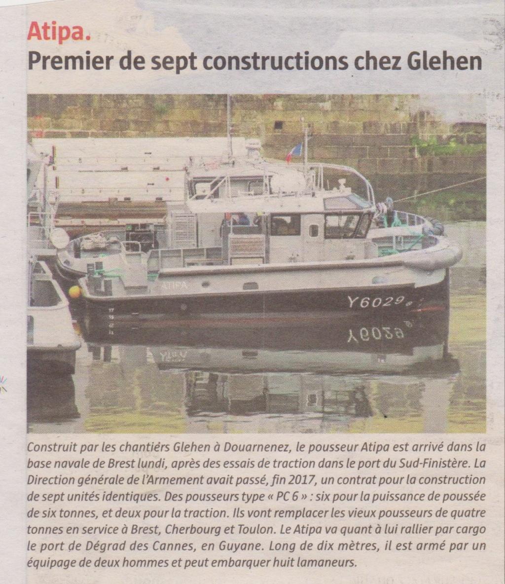 [Vie des ports] BREST Ports et rade - Volume 001 - Page 40 Atipa10