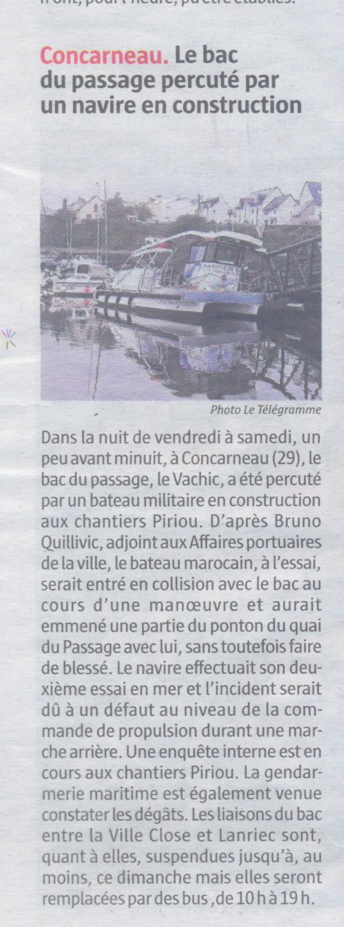 [Vie des ports] LE PORT DE CONCARNEAU - Volume 006 - Page 12 Bac_0010