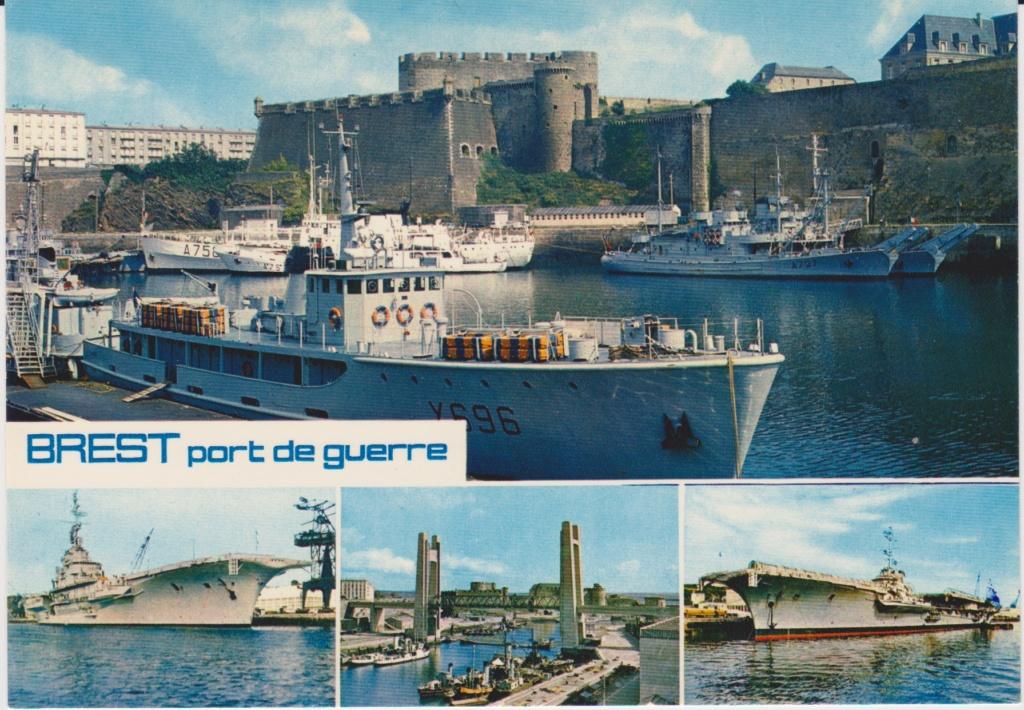 [Vie des ports] BREST Ports et rade - Volume 001 - Page 38 Brest10