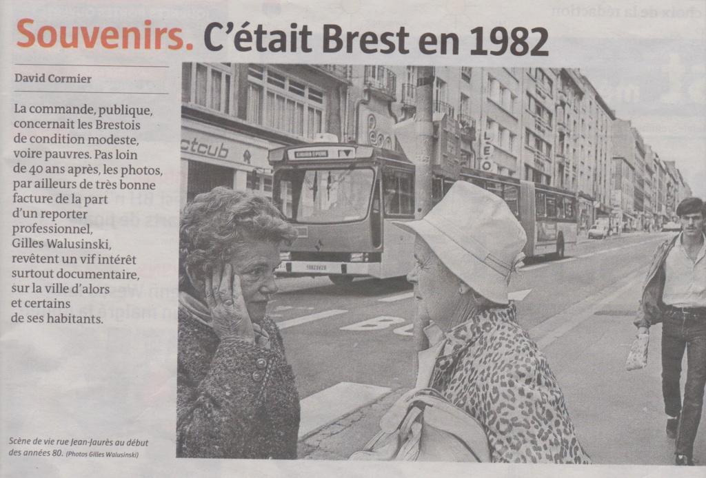 [Les ports militaires de métropole] Port de BREST - TOME 3 - Page 7 Brest810